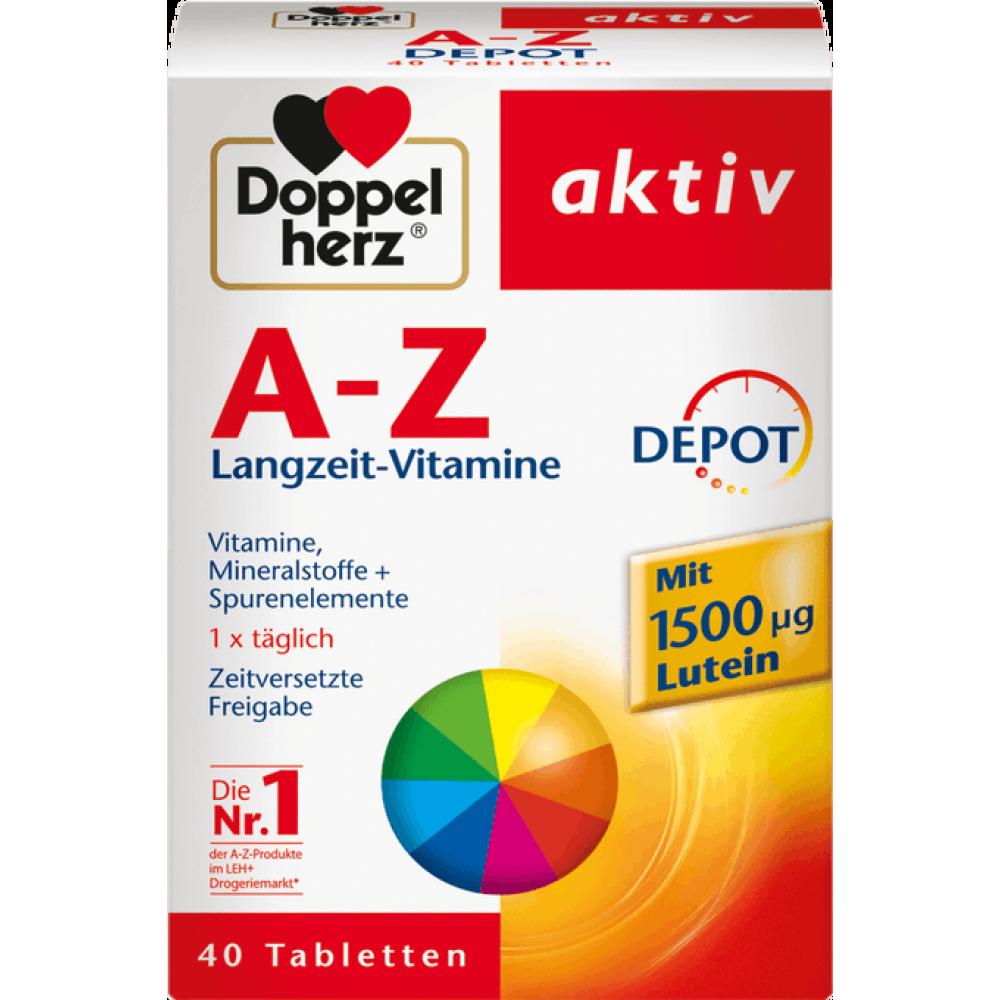 vitaminok a látáshoz 40 után