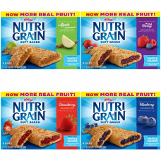 Bánh Nutri Grain Kellogg's 296gr