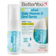 BetterYou Dlux Infant Daily Vitamin D 15ml