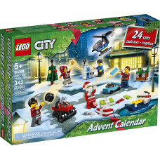 Lego City Advent Calendar 2020 60268