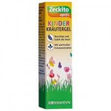 Gel trị muỗi và côn trùng cắn Zeckito Apres Kinder Krautergel 15ml