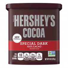 Hershey's Cocoa Special Dark 100% Cacao 226gr