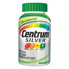 Vitamin cho người trên 50 Centrum Silver Adults 50+ 150 viên