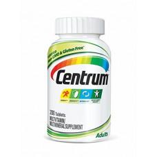 Vitamin cho người dưới 50 Centrum Adults 200 viên