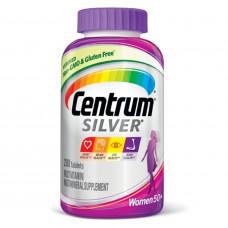 Vitamin cho nữ trên 50 Centrum Silver Women 50+ 200 viên