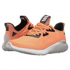 Adidas Alphabounce Running Shoe Orange, White