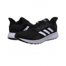 Adidas Men's Duramo 9 Wide Running Shoe White/Black