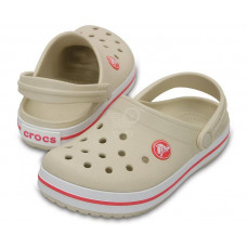 Crocs Kids Crocband Clog K Stucco Melon