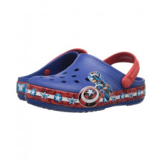 Crocs Kids Fun Lab Captain America Clog