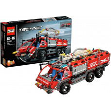 LEGO Technique Airport Fire Rescue Vehicle 42068