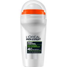 Lăn khử mùi L'oreal Men Expert Shirt Control 50ml