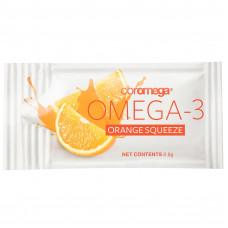 Dầu cá Coromega Omega-3 dạng gói 2.5gr