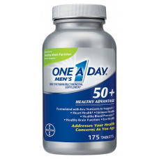 Vitamin cho nam trên 50 One A Day Men's 50+ Healthy Advantage 175 viên