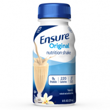 Sữa nước Ensure Original Nutrion Shake 237ml