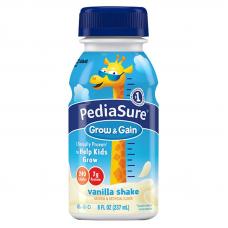 Sữa nước Pediasure Grow & Grain Vanilla Shake 237ml