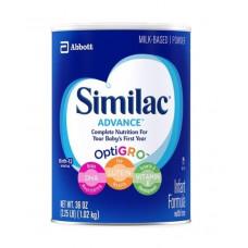 Sữa Similac Advance Optigro 1.02kg
